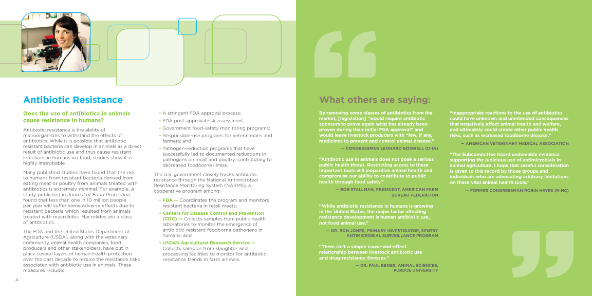 AHI Antibiotics Brochure On Behance