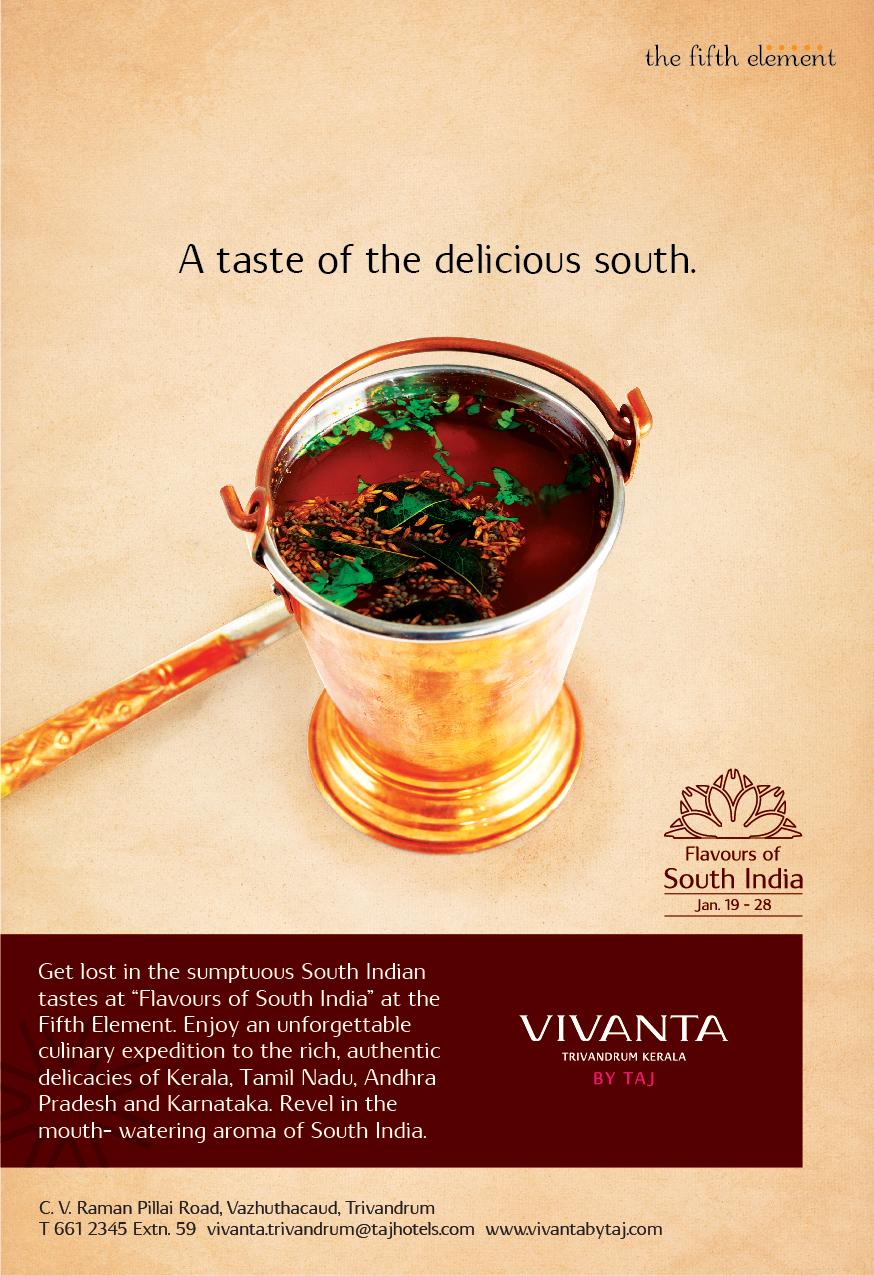 Taj Vivanta Trivandrum Kerala On Behance