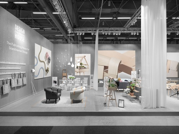 Design House Stockholm Furniture Fair 2017