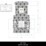 Packaging Design For Spa Gift Set On Behance