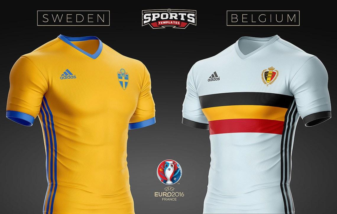 Download Goal Soccer Kit Uniform Template on Behance