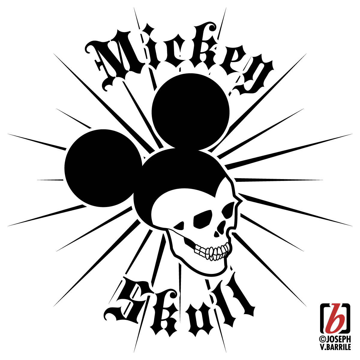 Mickey Skull (AKA Mick the Skull) on Behance