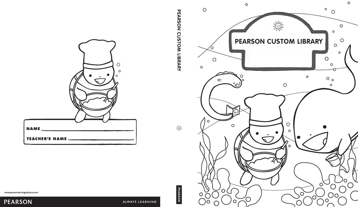 Pearson Custom Library's