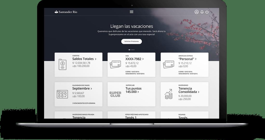 Ux Ui Design Online Banking On Behance