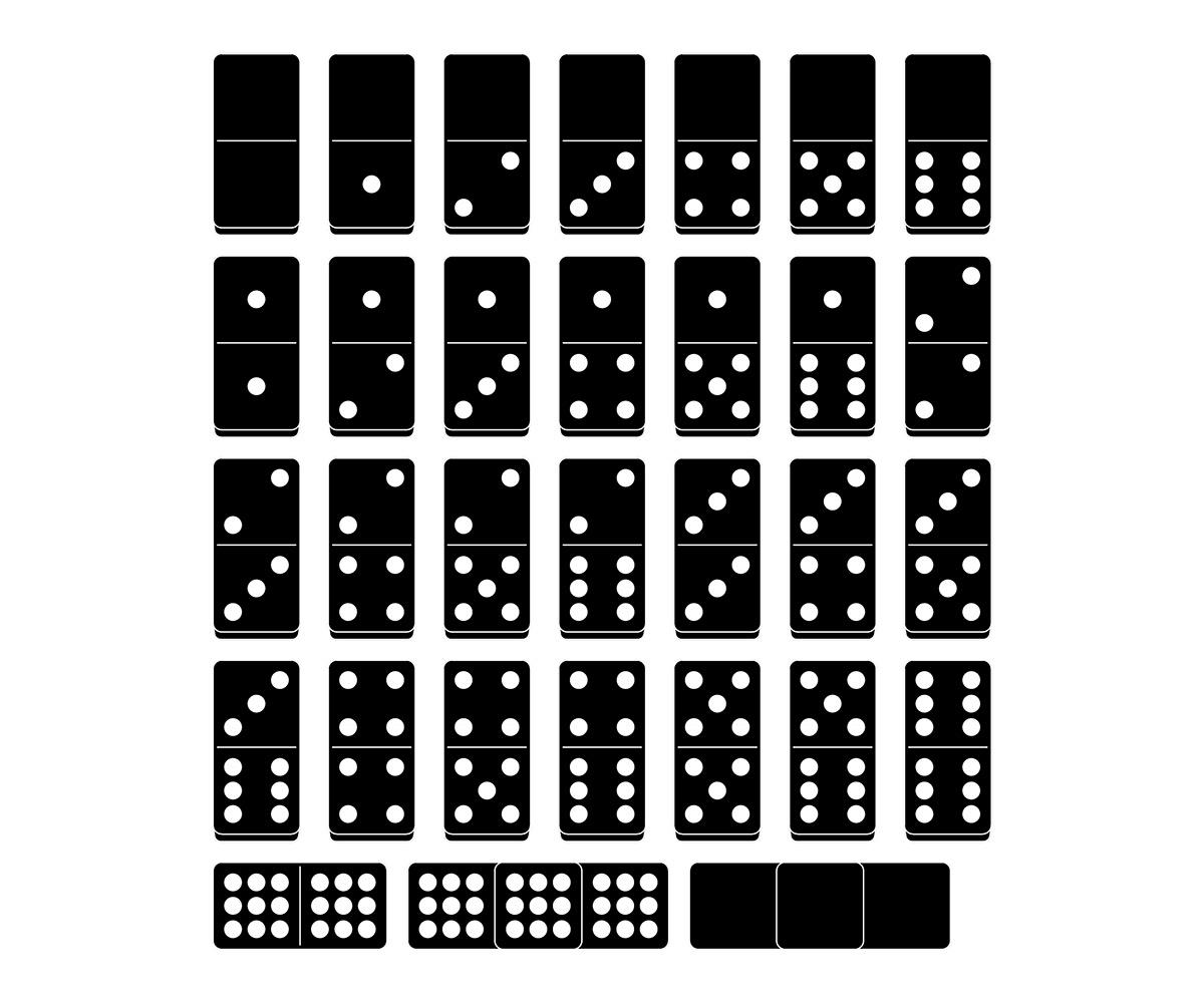 Domino Clock on Behance