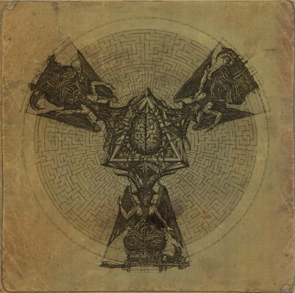Mayhem Esoteric Warfare Complete Artwork Behance