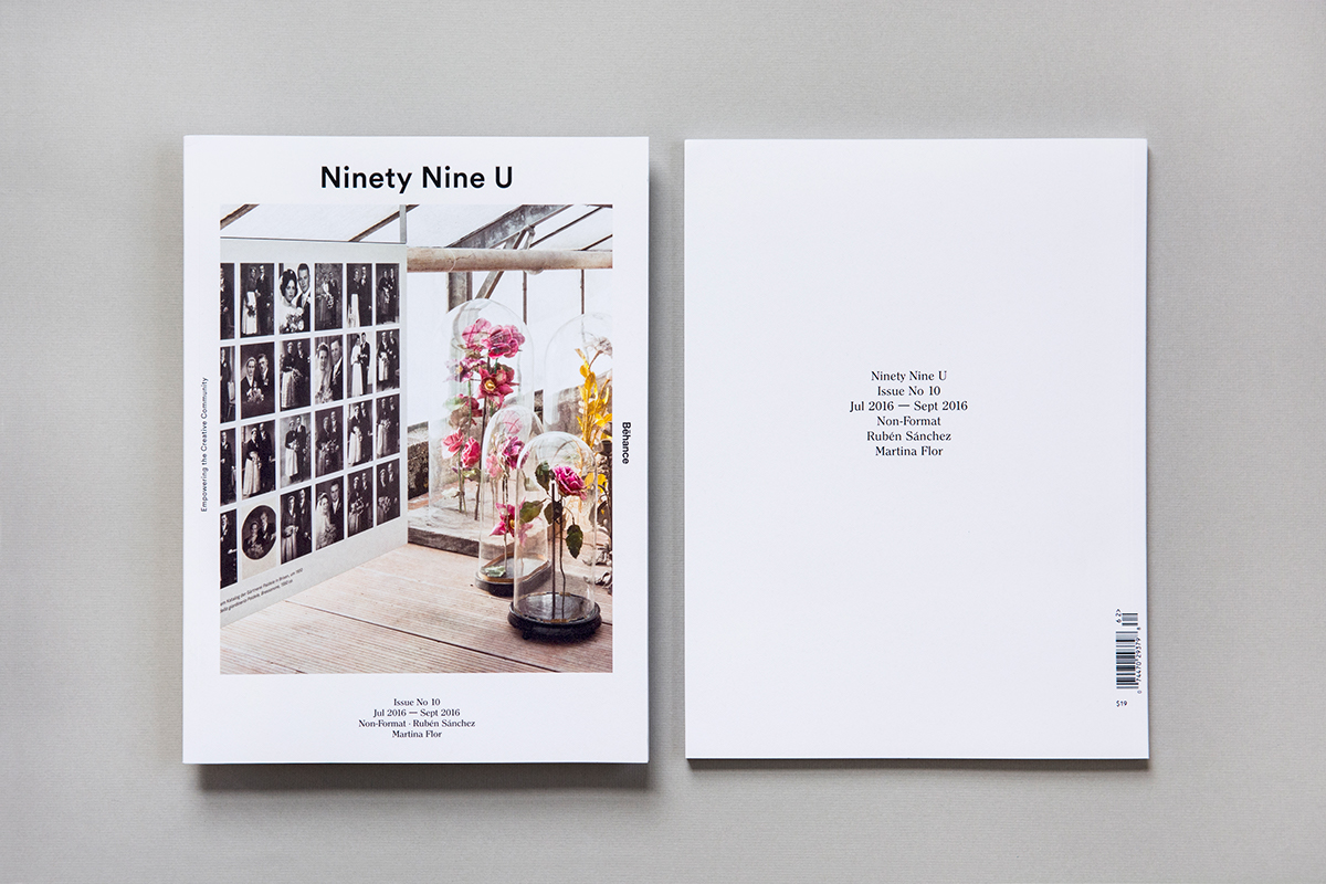 Editorial Design  Ninety Nine U Magazine