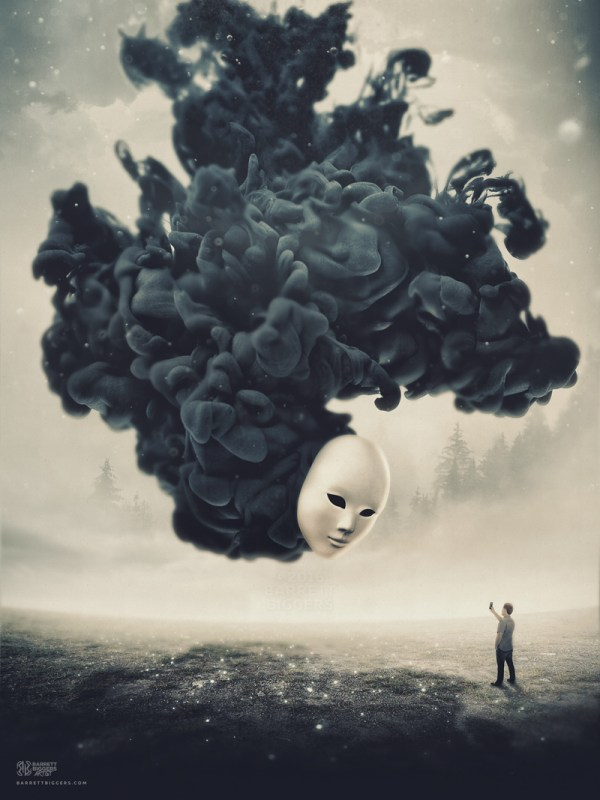 Dark Surrealism Art