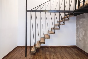 THE HANGING STAIRS // AIRBNB APARTMENT DESIGN // 2015 on ...