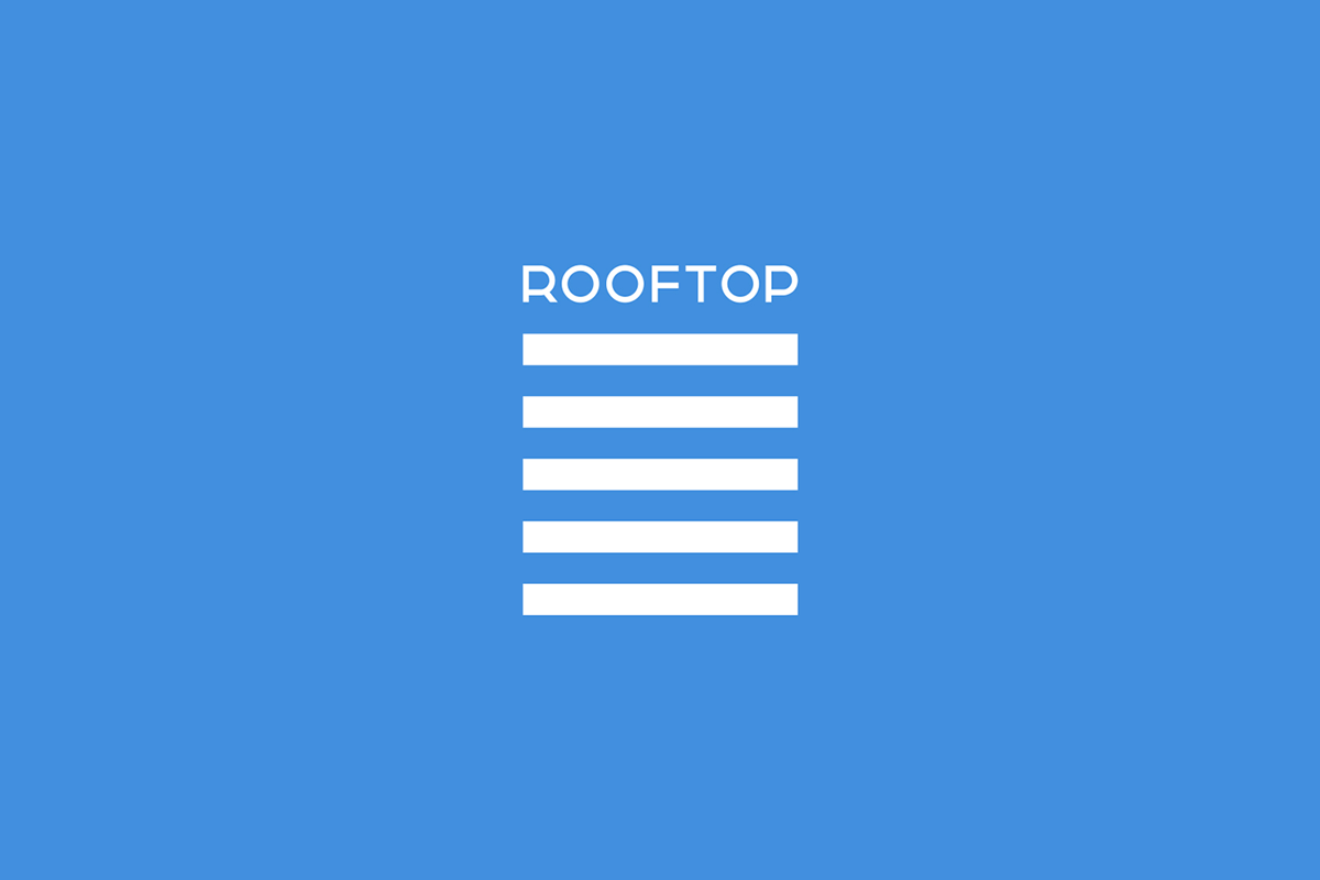 Rooftop On Behance