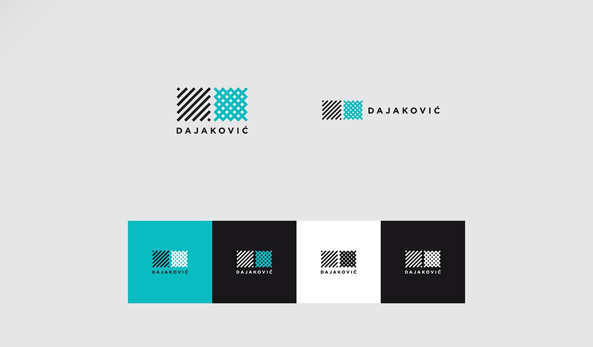 Branding: Dajakovic concrete plant