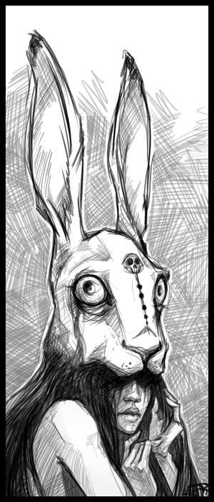 dark drawings behance draw side something