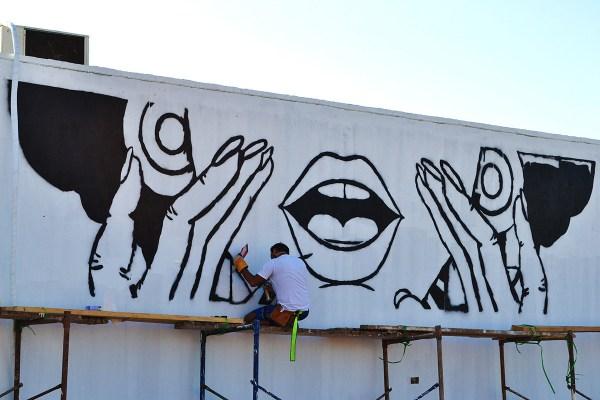 Women Empowerment Graffiti Behance