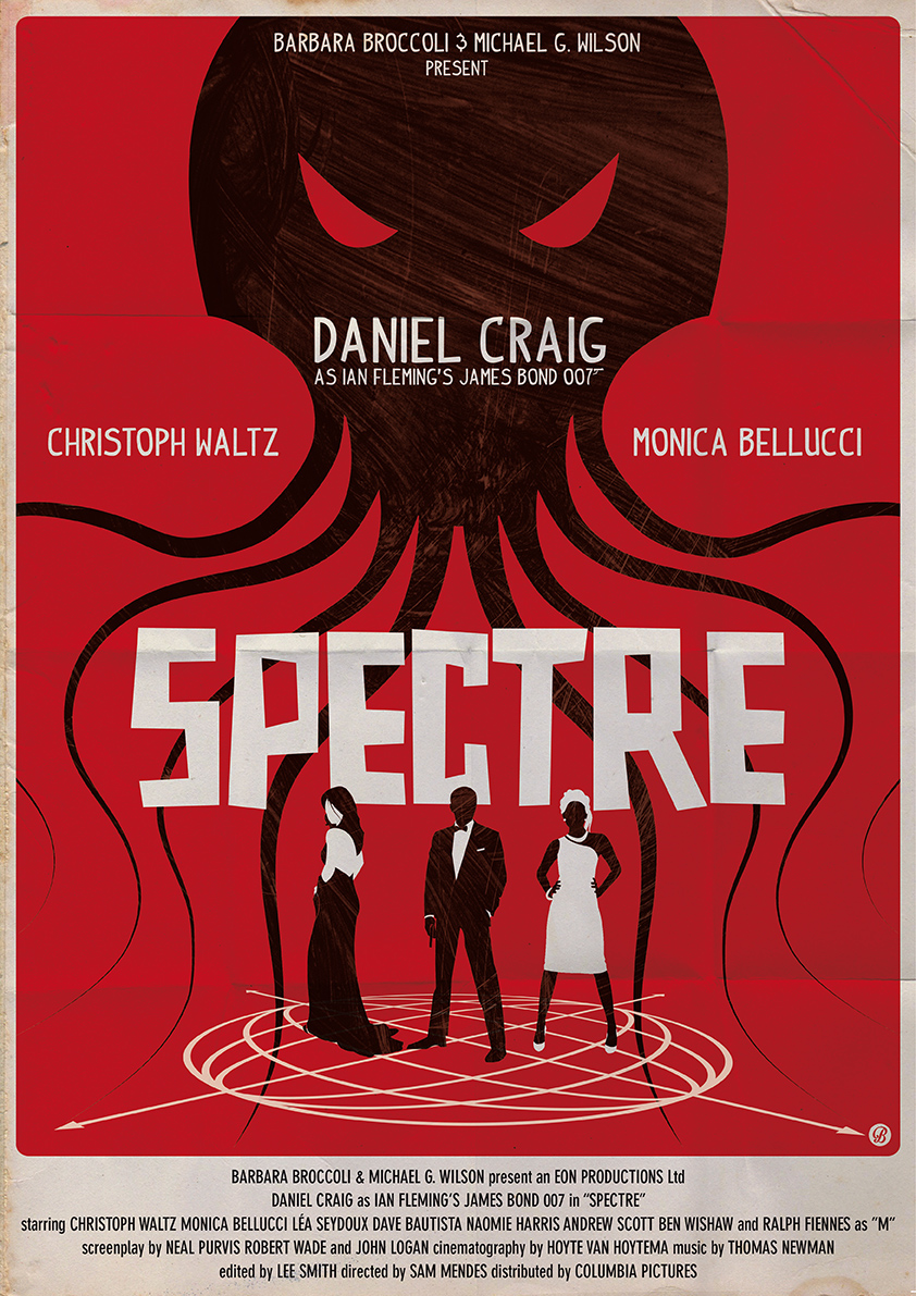 Spectre (Preview) on Behance