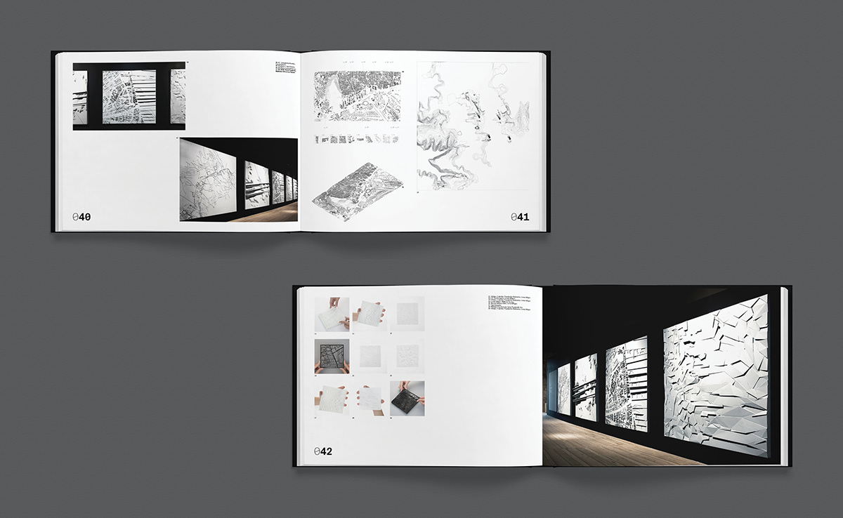 salon architects portfolio book