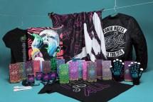 Tokio Hotel Feel Worldtour Artwork Behance