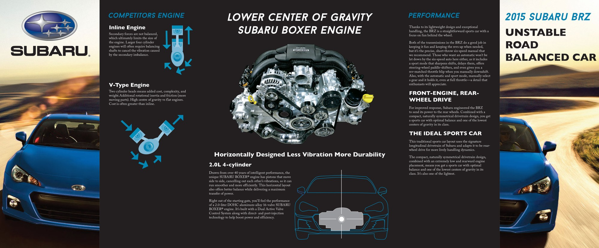hight resolution of subaru brz boxer engine diagram