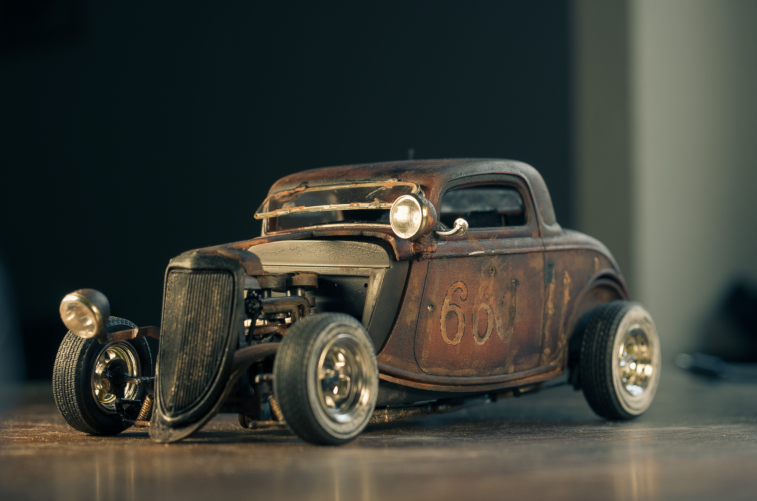 34 Ford Coupe RatRod - davidemartini.ink