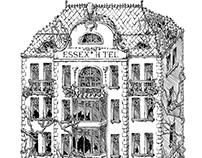 Elven Buildings on Behance
