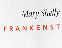 Frankenstein on Behance
