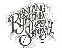 Tribute to Douglas Adams. In Chalk Art. on Behance