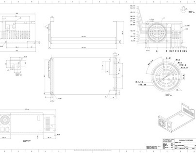 CATIA Sheet Metal Projects on Behance