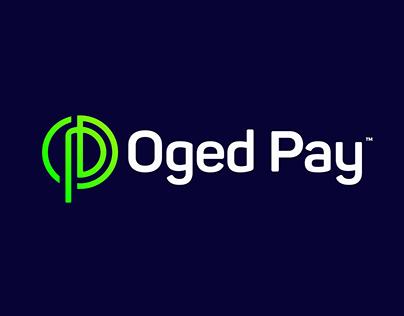 Oged Pay Fintech Brand identity Design