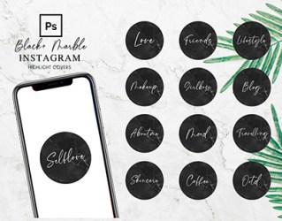 Story Highlight Covers projects Photos videos logos illustrations and branding on Behance
