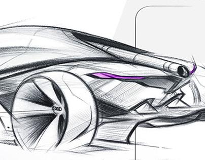 Transportation Design Portfolio on Behance