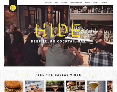 HIDE Bar Dallas