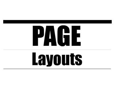 Editorial Layout Design (Page Layouts/Magazine Spreads) on