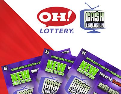 Ohio Lottery Cash Explosion - Idee per la decorazione di interni