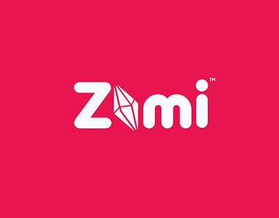 Zomi Photo Studio Branding