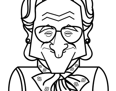 RIP Robin Williams on Behance
