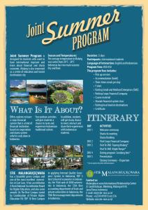 jointsummerprogram