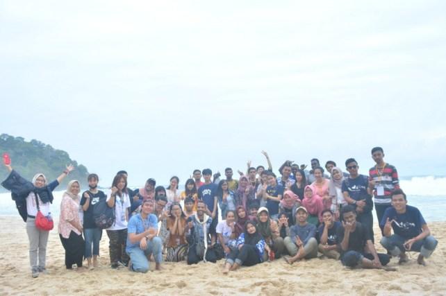 Mahasiswa asing live in di Malang Selatan | Dok. Konsorsium Kantor Urusan Internasional