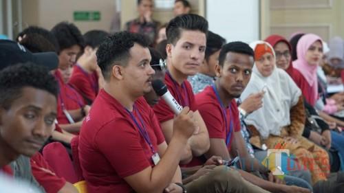 70 Mahasiswa Asing Diajak Berwisata Gratis di Kota Batu untuk Selanjutnya Dipromosikan di Negaranya