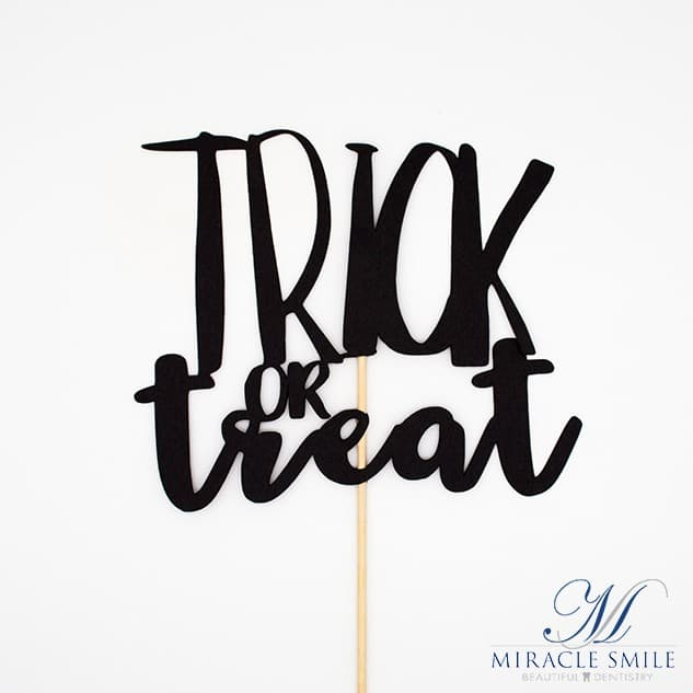 Happy Halloween! • Miracle Smile Dentistry