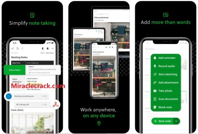 Evernote Free Cracked Version