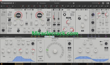 Native Instruments Messive Cracked