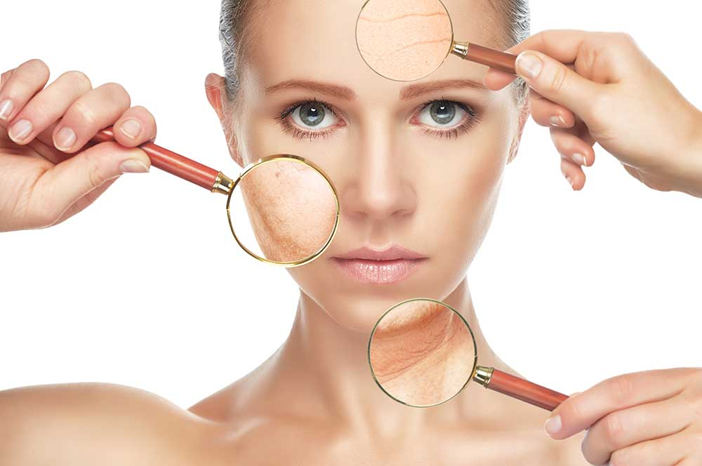 Microneedling anti-aging treatment in Miracleface MedSpa-