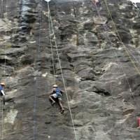 Rock Climbing in Sri Lanka