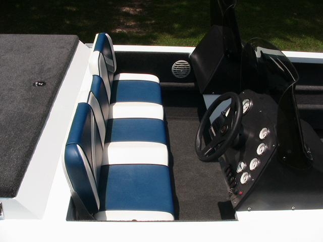 driver's seat console