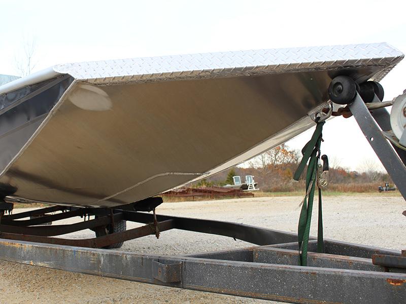 boat trailer hookup