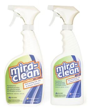 Mira Clean Bathtub Cleaner