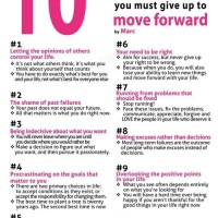 10 Things You Must Let Go (Picture)