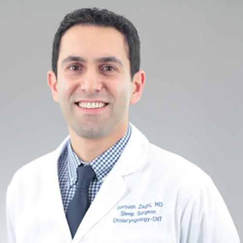Dr Souroush Zaghi, MD