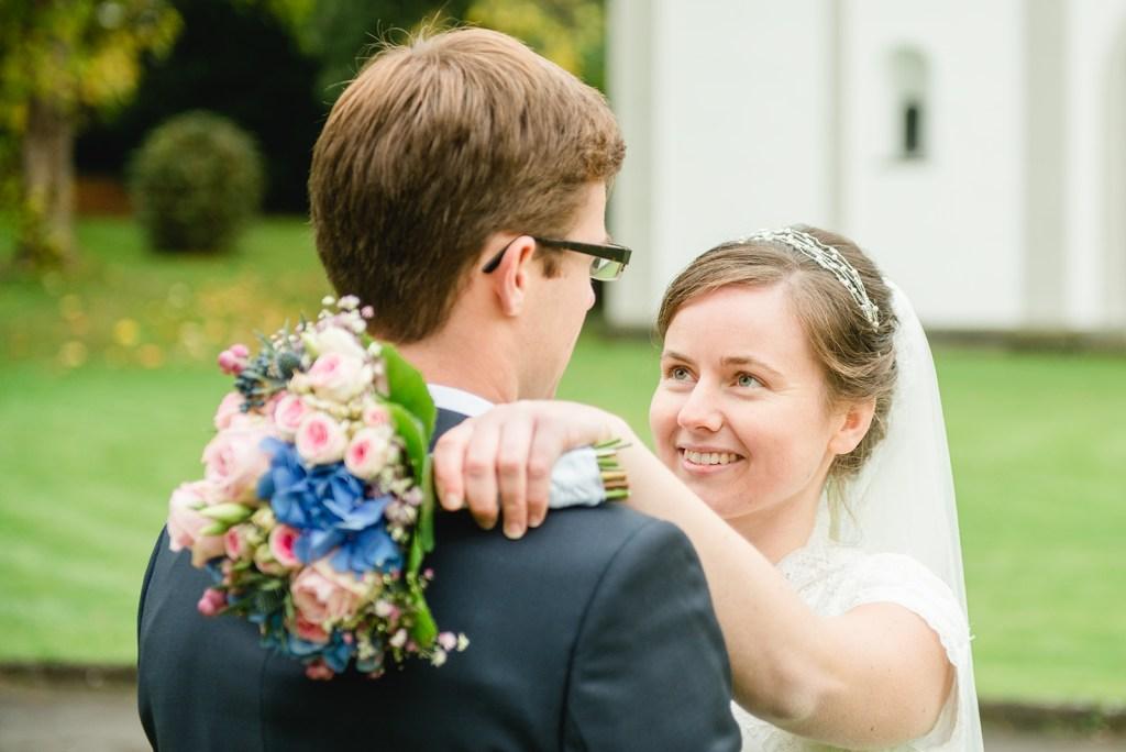 Fotoshooting Brautpaar