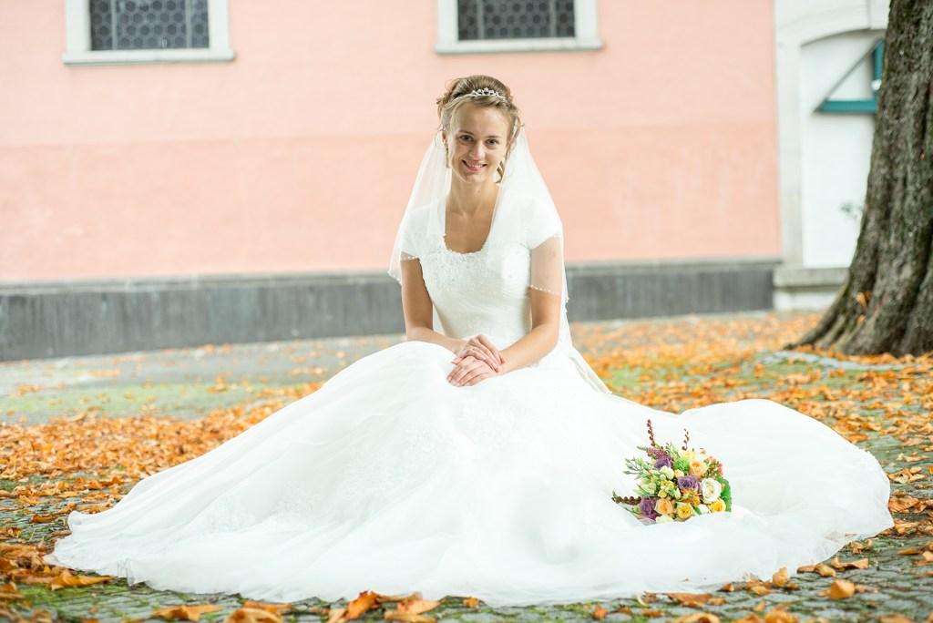 Braut Regina Ankerstein
