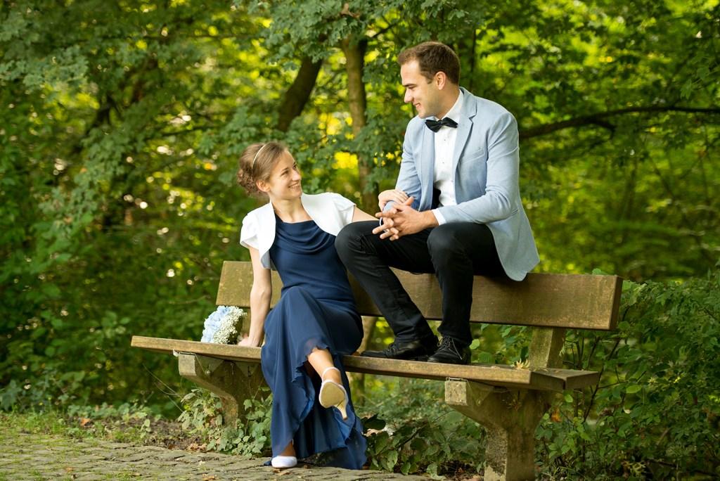 Verlobungsfoto
